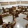 Converge, alternate view, Nash Gallery, Minneapolis, MN, 2008