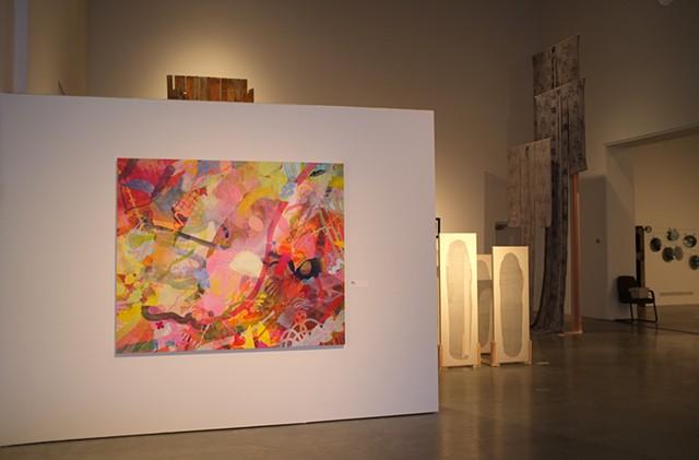 Grad Show 2013 Illingworth-Kerr Gallery, Alberta College of Art+Design