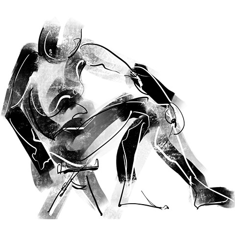 Digital Figure Study #7