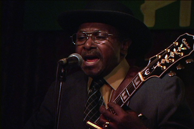 Elmore James Junior Plays the Blues for Tamms