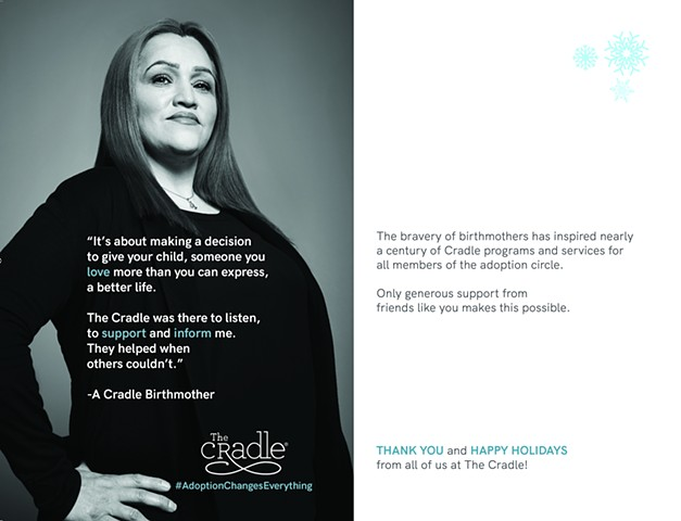The Cradle – Direct Appeal Card Inside