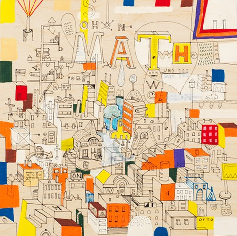 Math City / Sold
