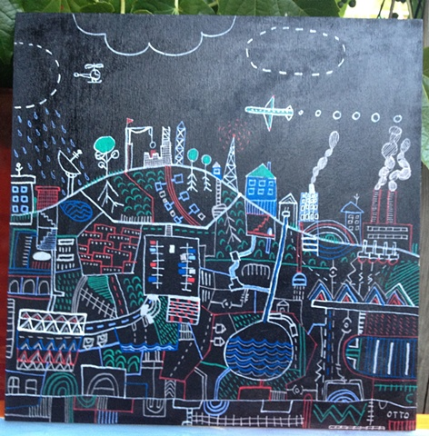 Shadow City / Sold