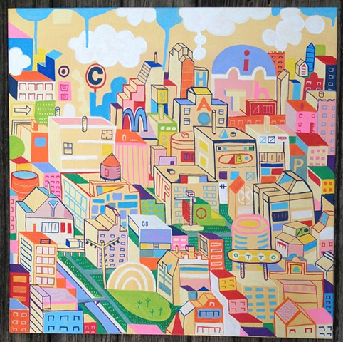 Chi Math City / Sold