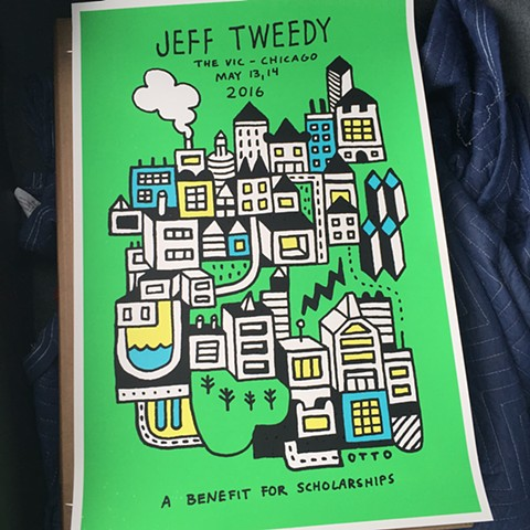 Jeff Tweedy Poster