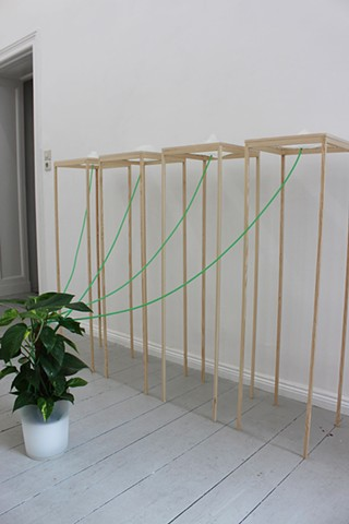 Entropic Irrigation System II installation shot