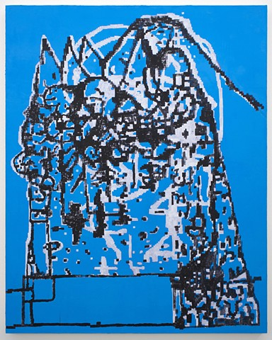 mountain dwellers (blue)