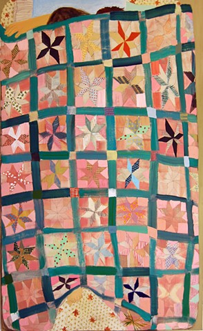 Quilt Painting
