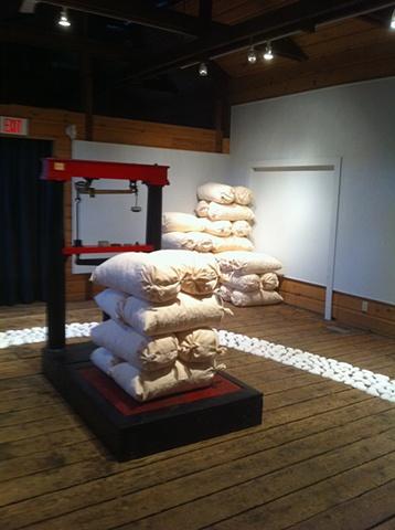installation Rails End Gallery Haliburton, Ontario