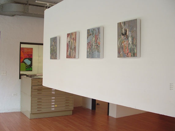Genuine Moment, group show at Ai Gallery, Chicago, IL, 2006