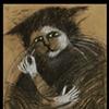 Cat in Gloves