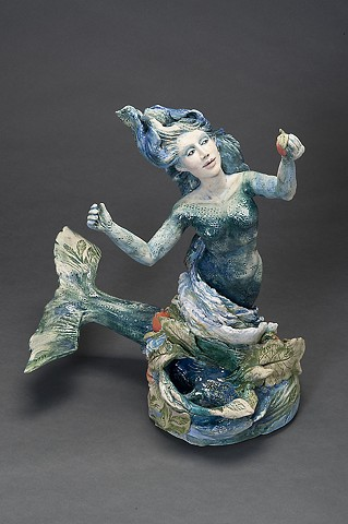 Freshwater Mermaid, view 2