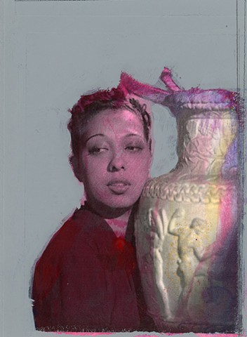 Untitled (Josephine Baker)