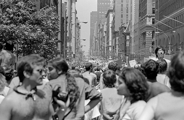 Fifth Avenue (1976 NYC Gay Pride Parade)