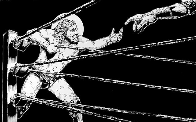 turnbuckle profit wrestling