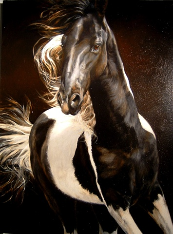 Equine Painting