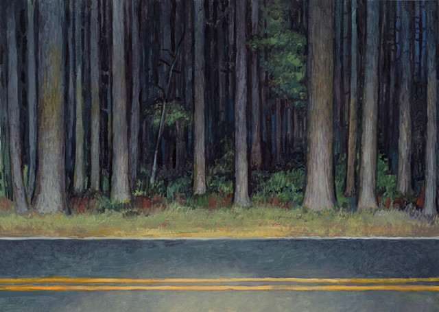 detail - Forest Road