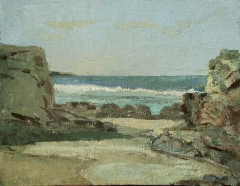 coastal scene california, sonoma coast