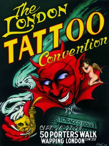 The London Tattoo Convention