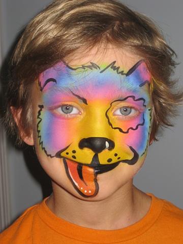 Sue Mauldin Face Painter Louisville, KY