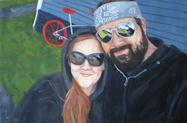 """Jared and Stephanie"" Private Collection"