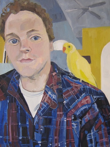 """Chad and Bird"" Private Collection"
