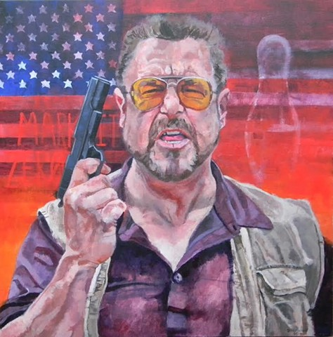 Walter from The Big Lebowski
