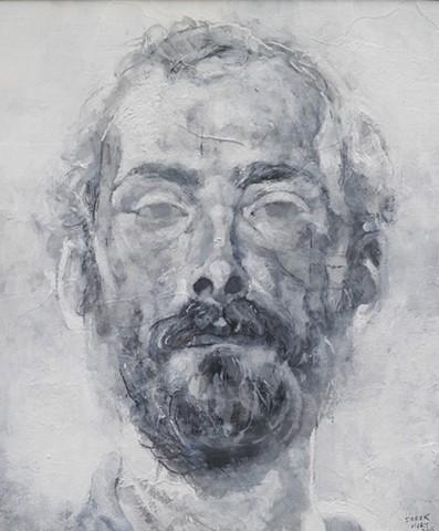 Self Portrait/ Head study