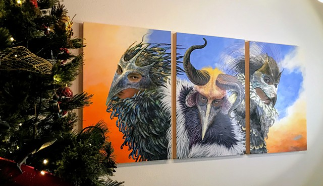 The Triptych