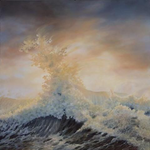 First Big Wave