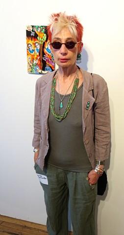 "jenniferbeinhaker.com ""new york art show"""