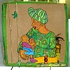 africa series 6: mother and child
