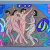 pastel 7: muses
