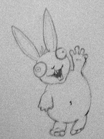 Pick Me! Bunny