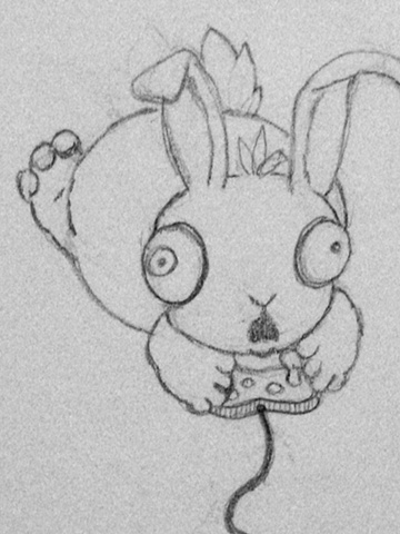 Gaming Bunny