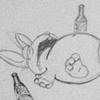 Drunk Bunny
