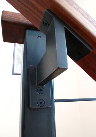Levenstein Railing Detail