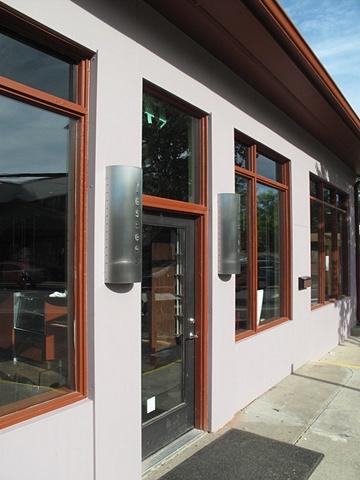 Jessee's Cafe Sconce