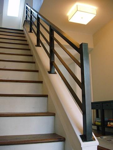 Handrail, guardrail, decorative railing