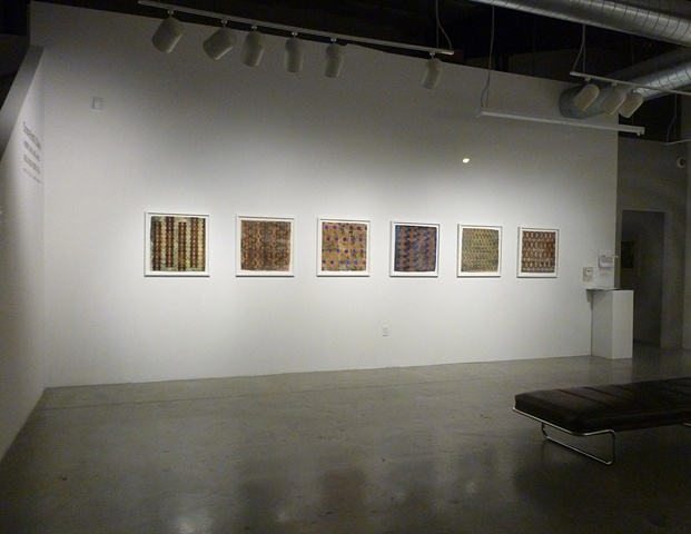 "Chicome-Xochtli's Children"",  Art League of Houston,  March 11 – April 22, 2011."
