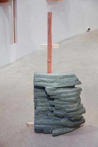 Spine, installation