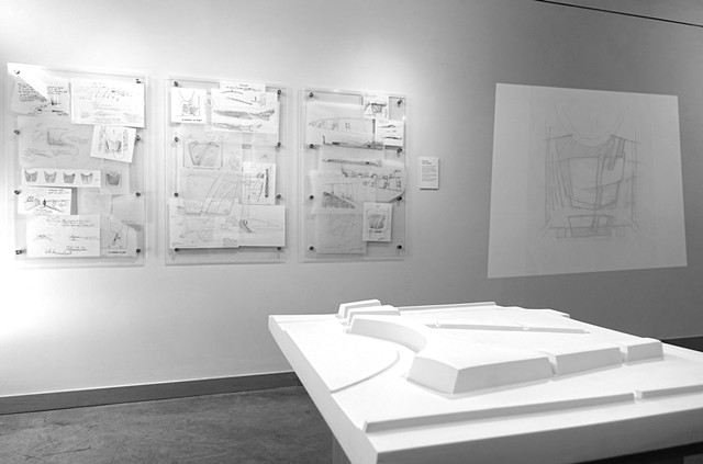 "GGN | Exhibition design for John R. Bracken Lecture ""Repair Work"""