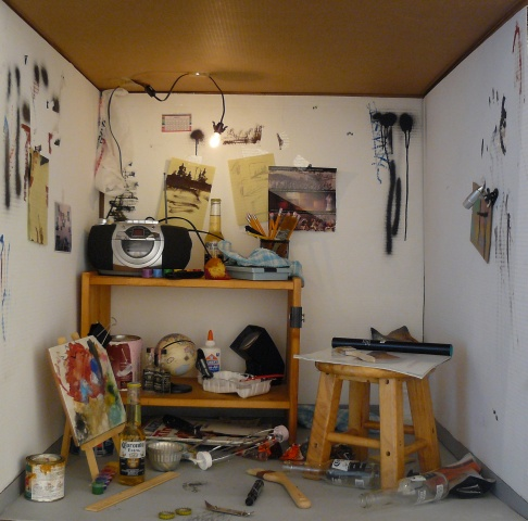 Love & Work: The Artist's Studio