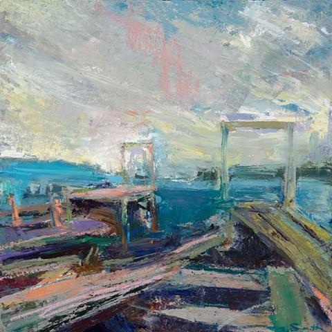 Old Spurling Docks