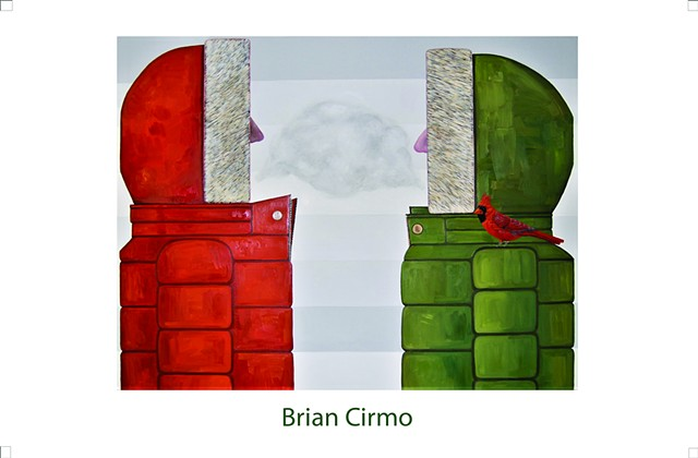 Brian Cirmo, paintings