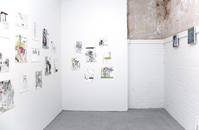 Solo Exhibition - Openings to Further Enclosures - Thomas Hunter Project Space