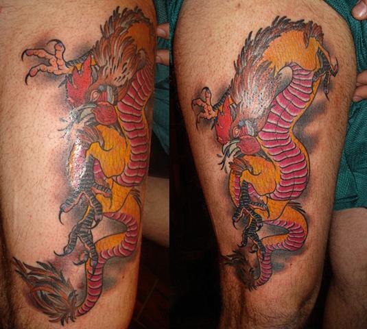 Dragon-Cock Eat Yer Face.