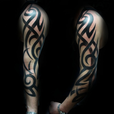 Tribal Sleeve