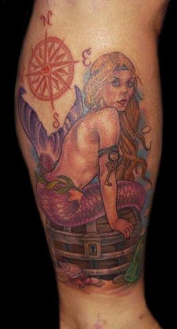 Mermaid Dee-Lux