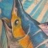 Marlin close-up